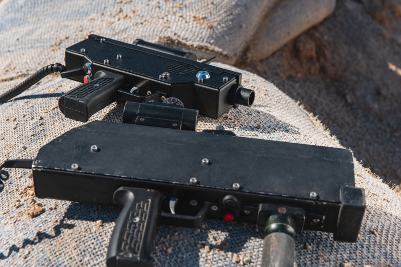 Pistola Laser Multiaventura ELche