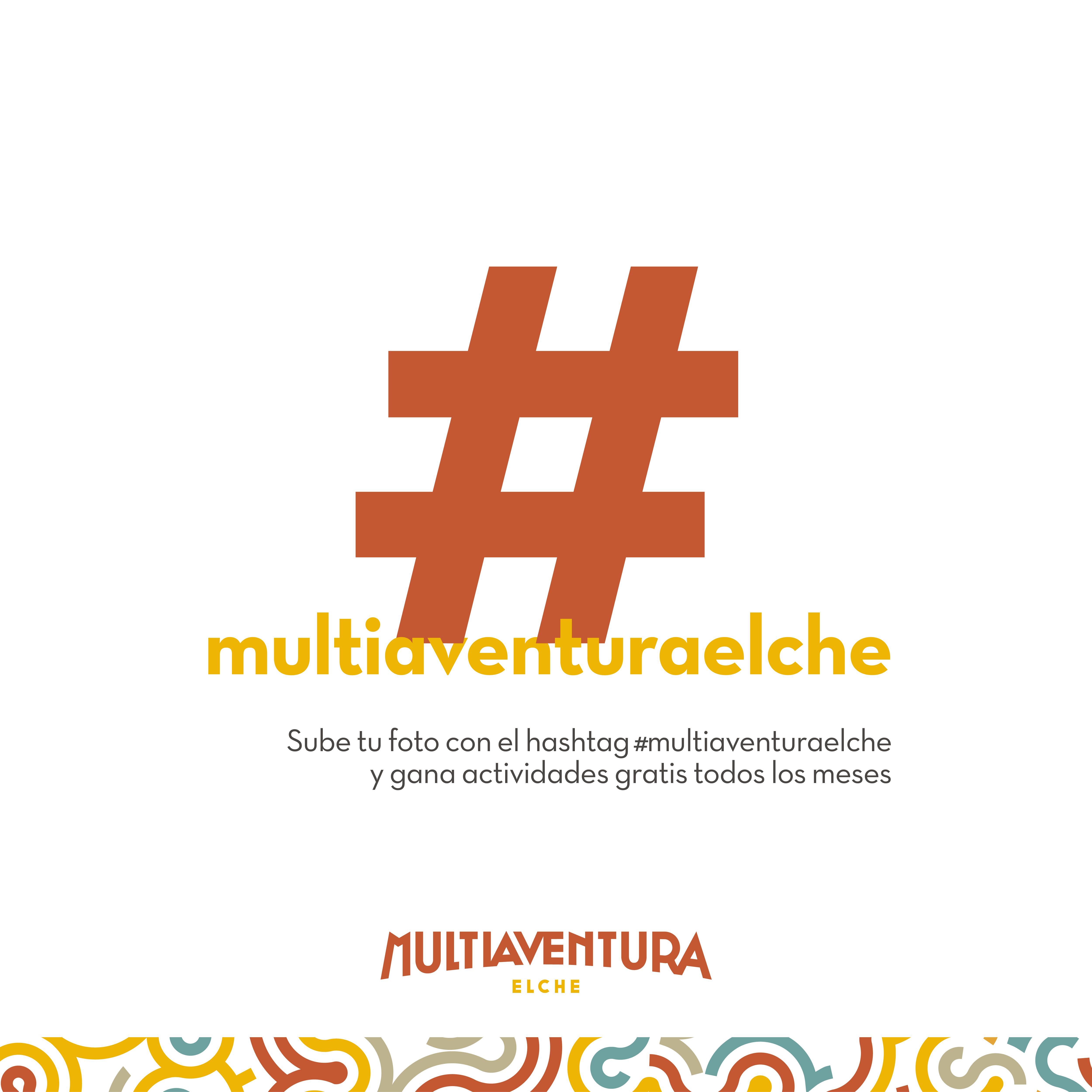 hashtag multiaventuraelche