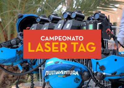 fotos evento campeonato laser tag multiaventura elche