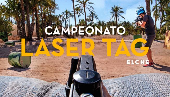 I Campeonato Laser Tag